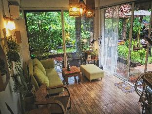 [市内中心部]一軒家(73m2)| 1ベッドルーム/1バスルーム ManaoHouse, Teak wood Room 2F