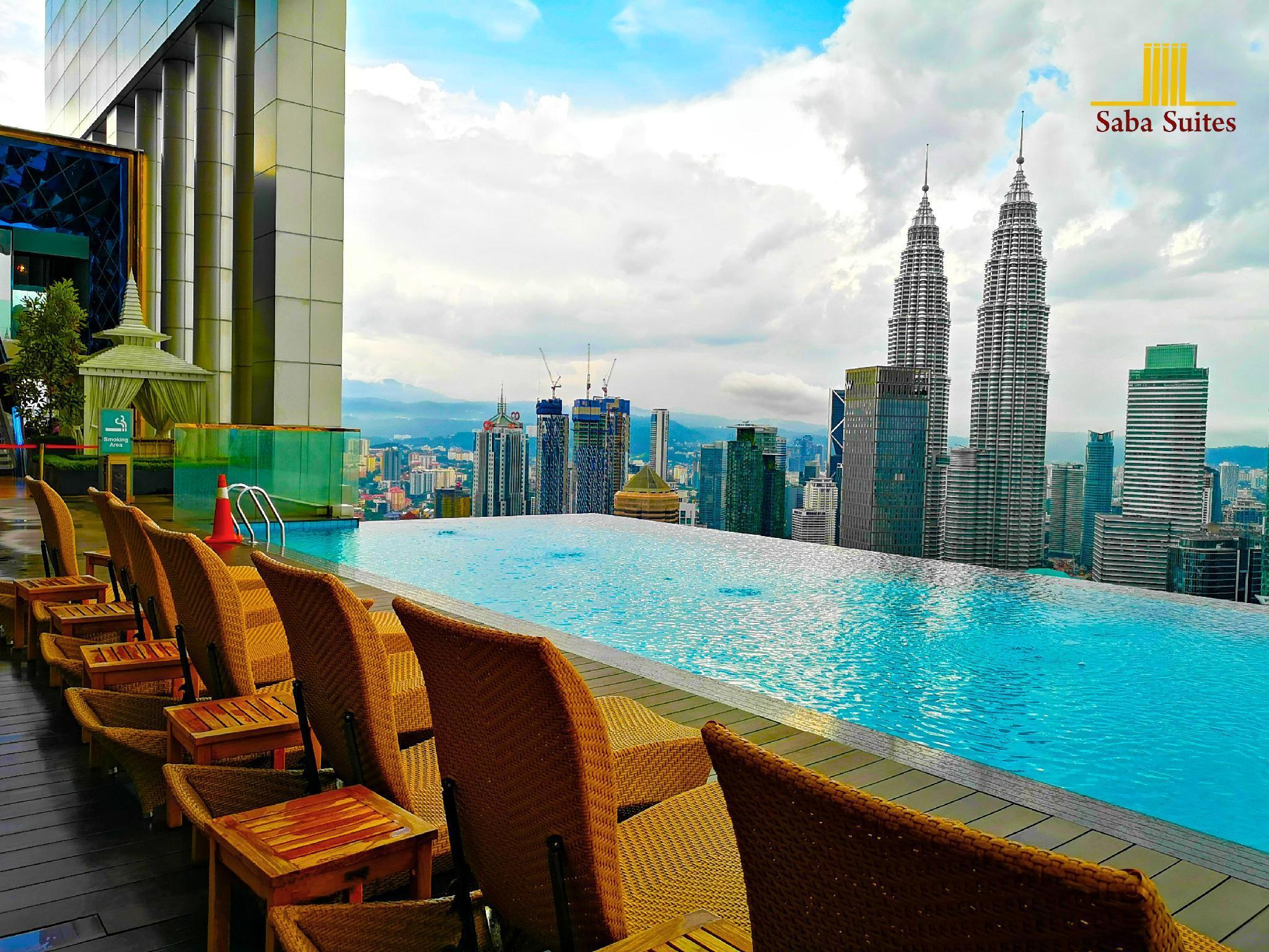 Saba Suites At Platinum KLCC Bukit Bintang