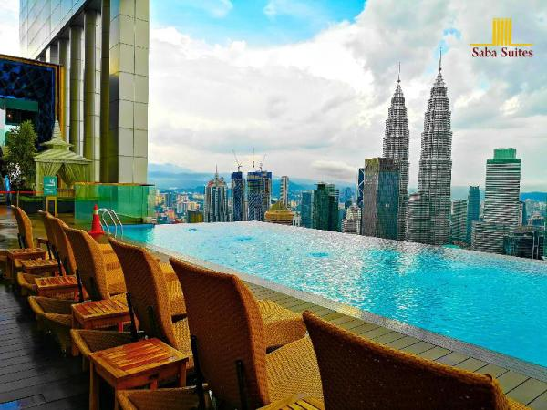 Saba Suites at Platinum KLCC Bukit Bintang Kuala Lumpur