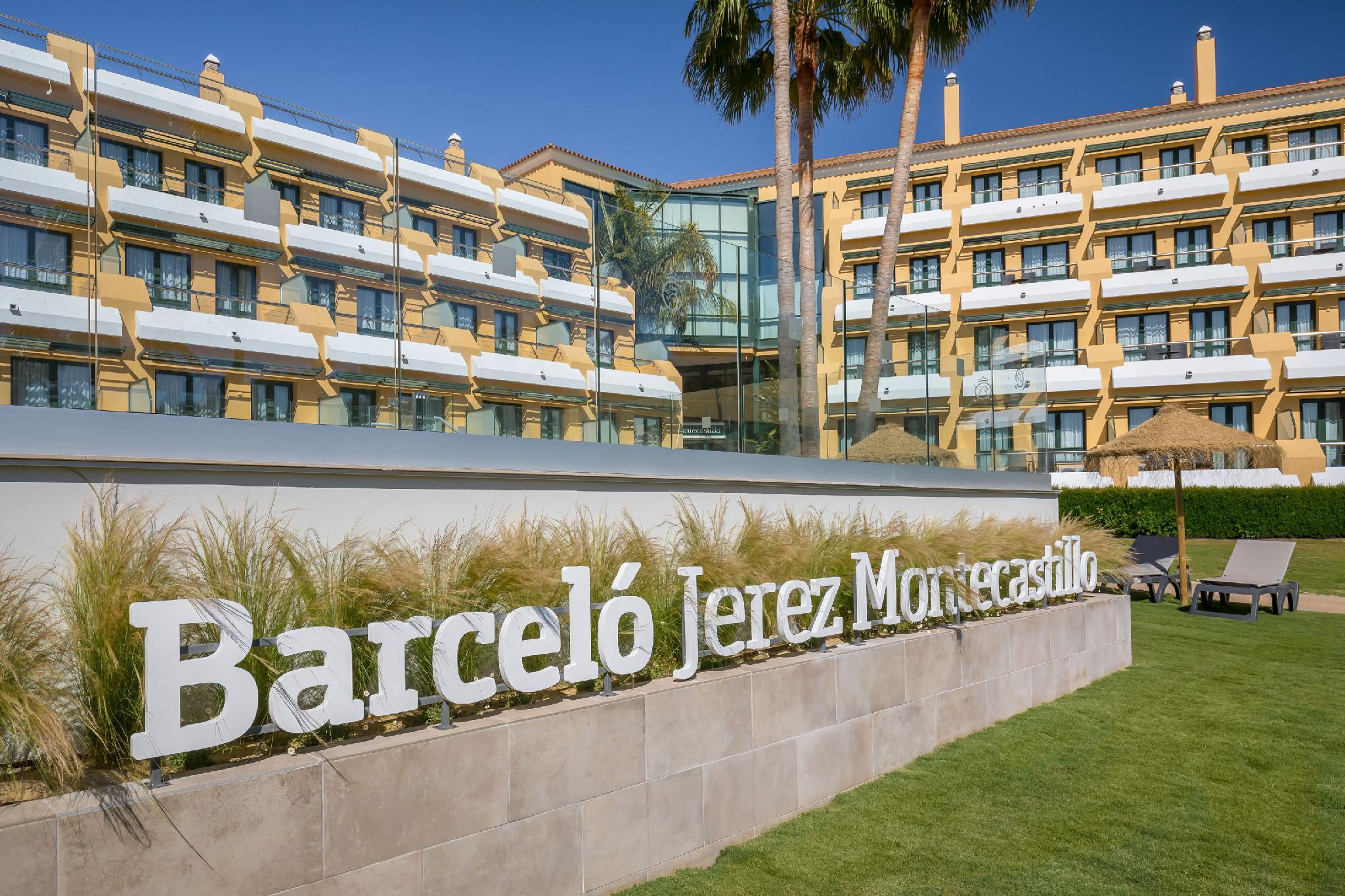 Hotel Barcelo Jerez Montecastillo And Convention Center
