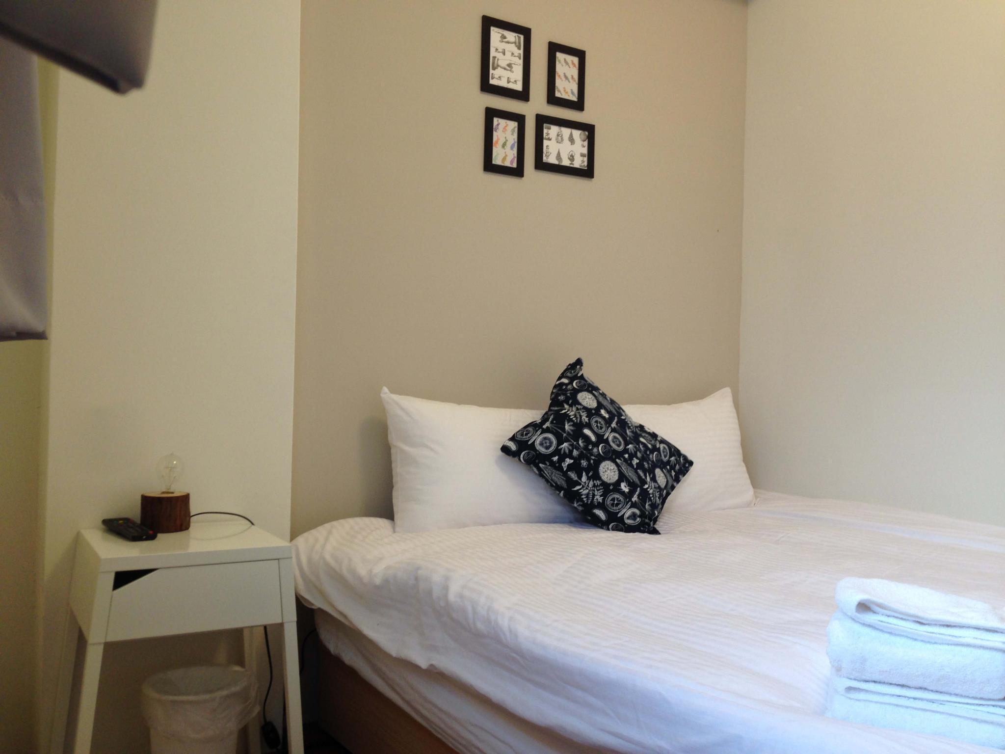 Fengjia No.5 Hostel Standard Double Room8