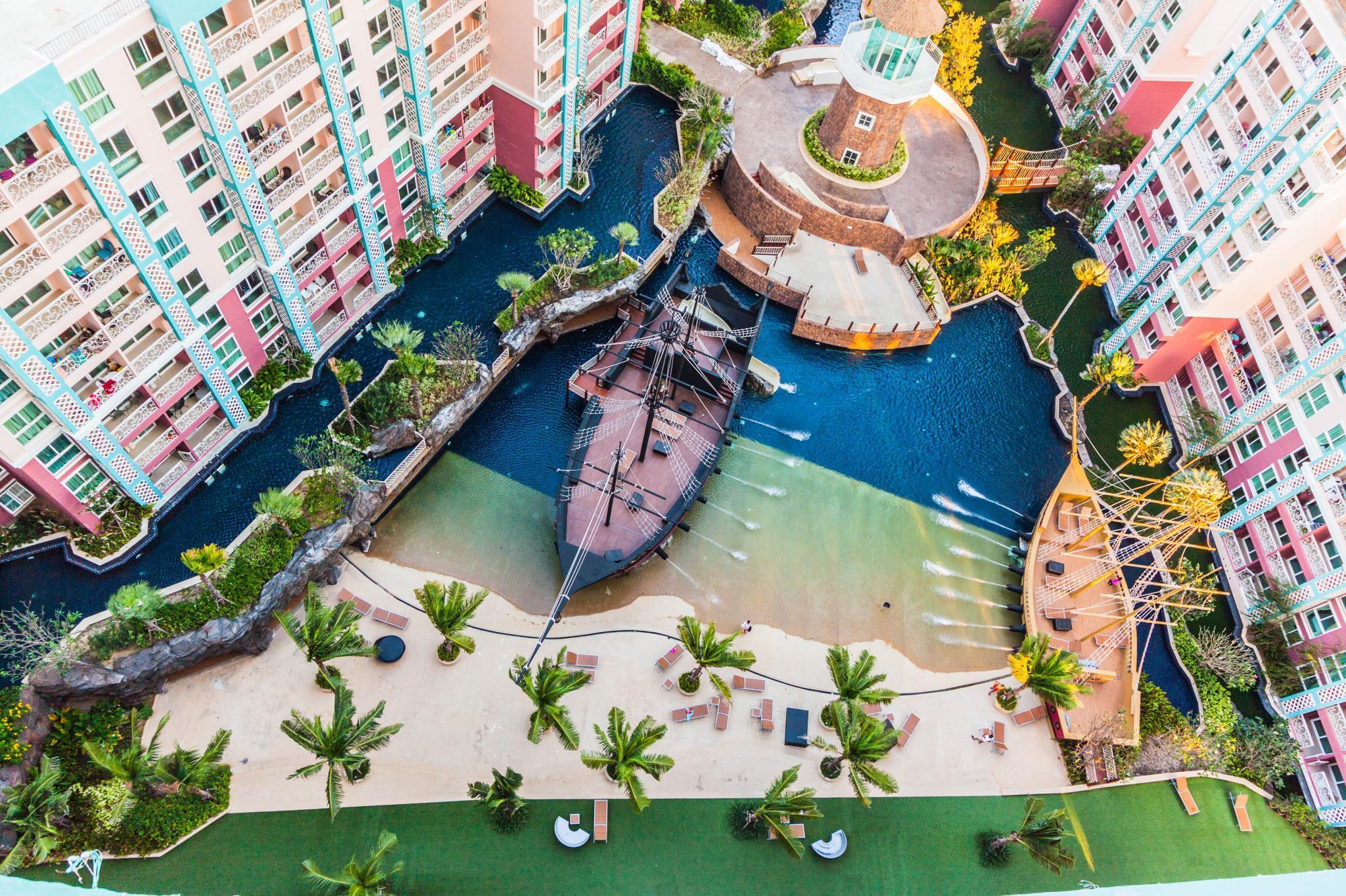 Grande Caribbean Resort By Pattaya Sunny Rentals