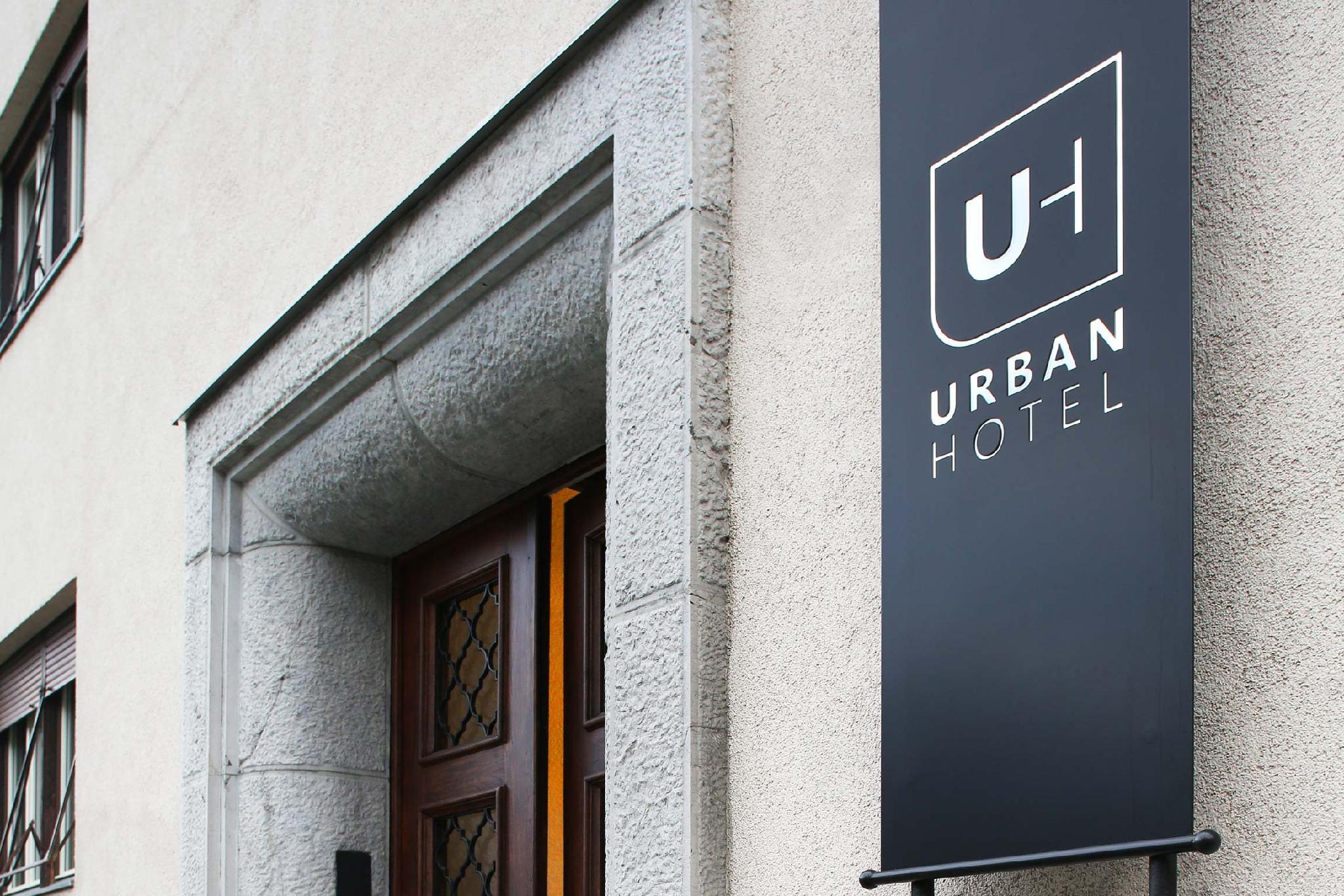 Urban Hotel Ljubljana