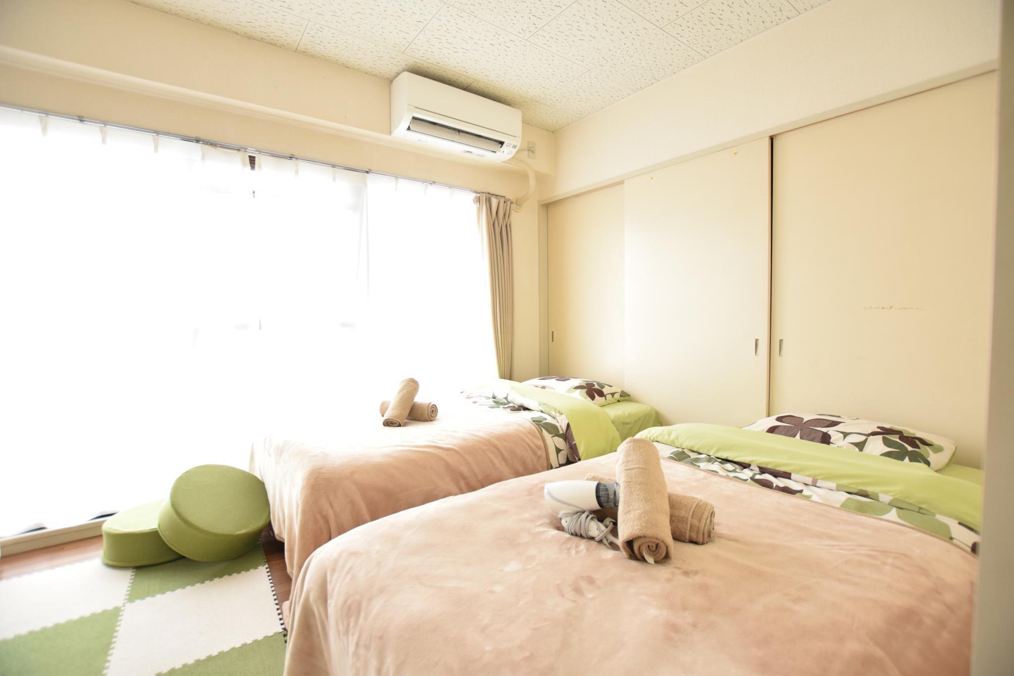 ABO 2 Bedroom Apartment In Moriguchi  502