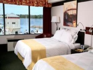 關於三角洲金斯頓海濱萬豪酒店 (Delta Hotels by Marriott Kingston Waterfront)
