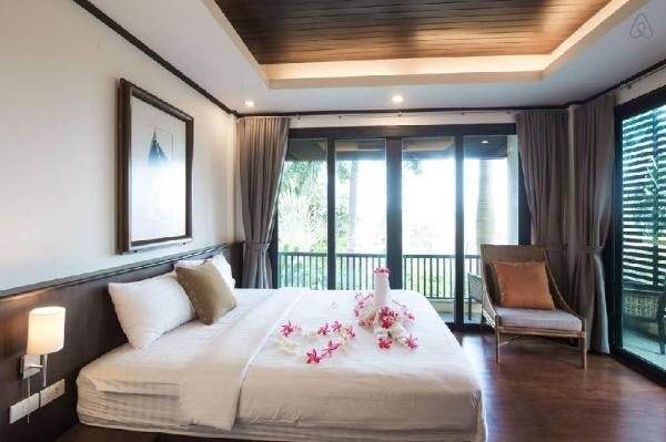 Samuilians Villa Grand View Hotel Koh Samui
