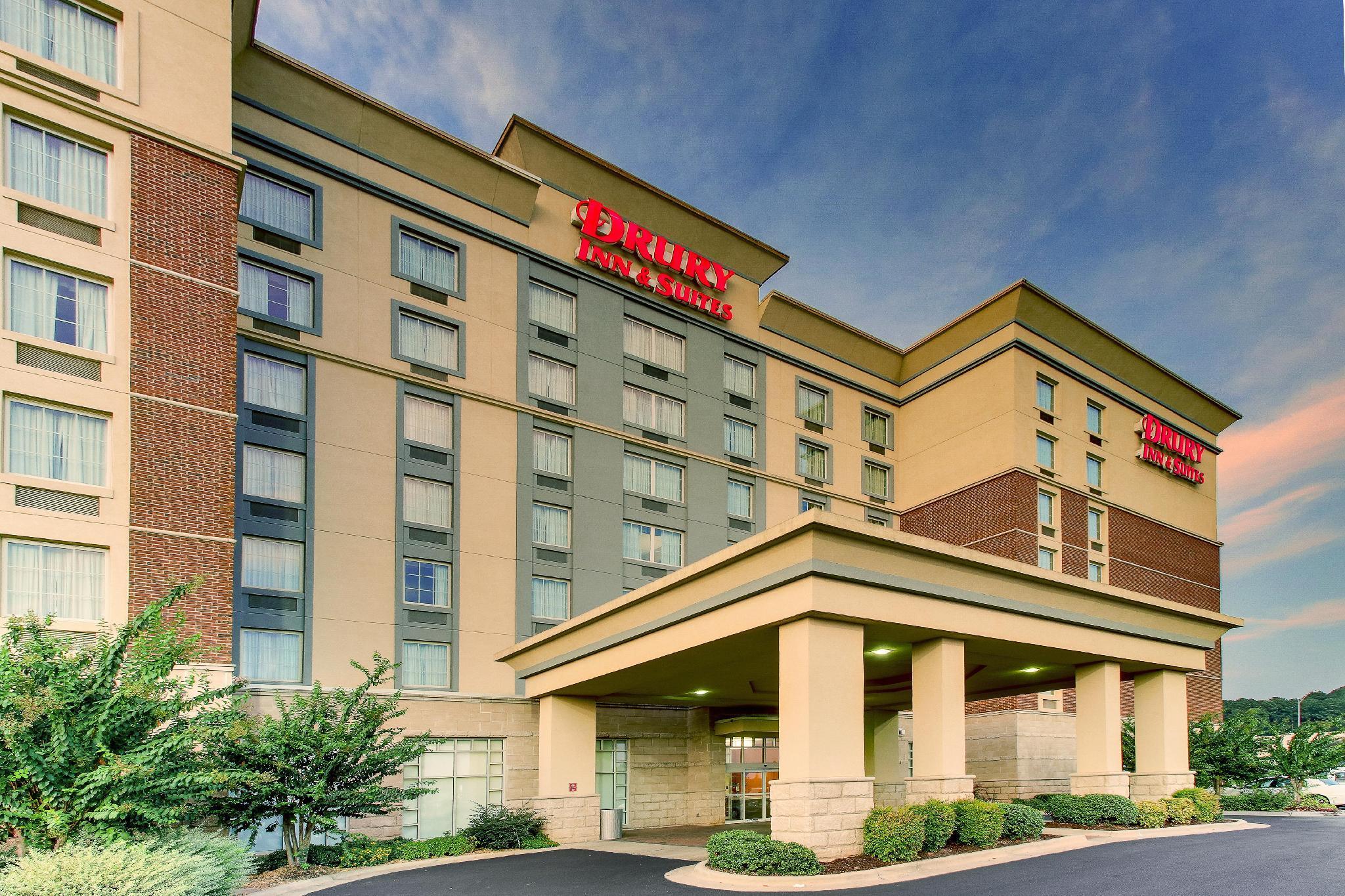 Drury Inn And Suites Meridian