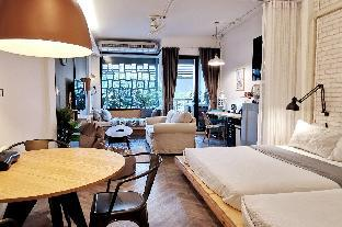 [スクンビット]スタジオ アパートメント(50 m2)/1バスルーム CuteCocoon2Home in the Lively Heart of Bangkok