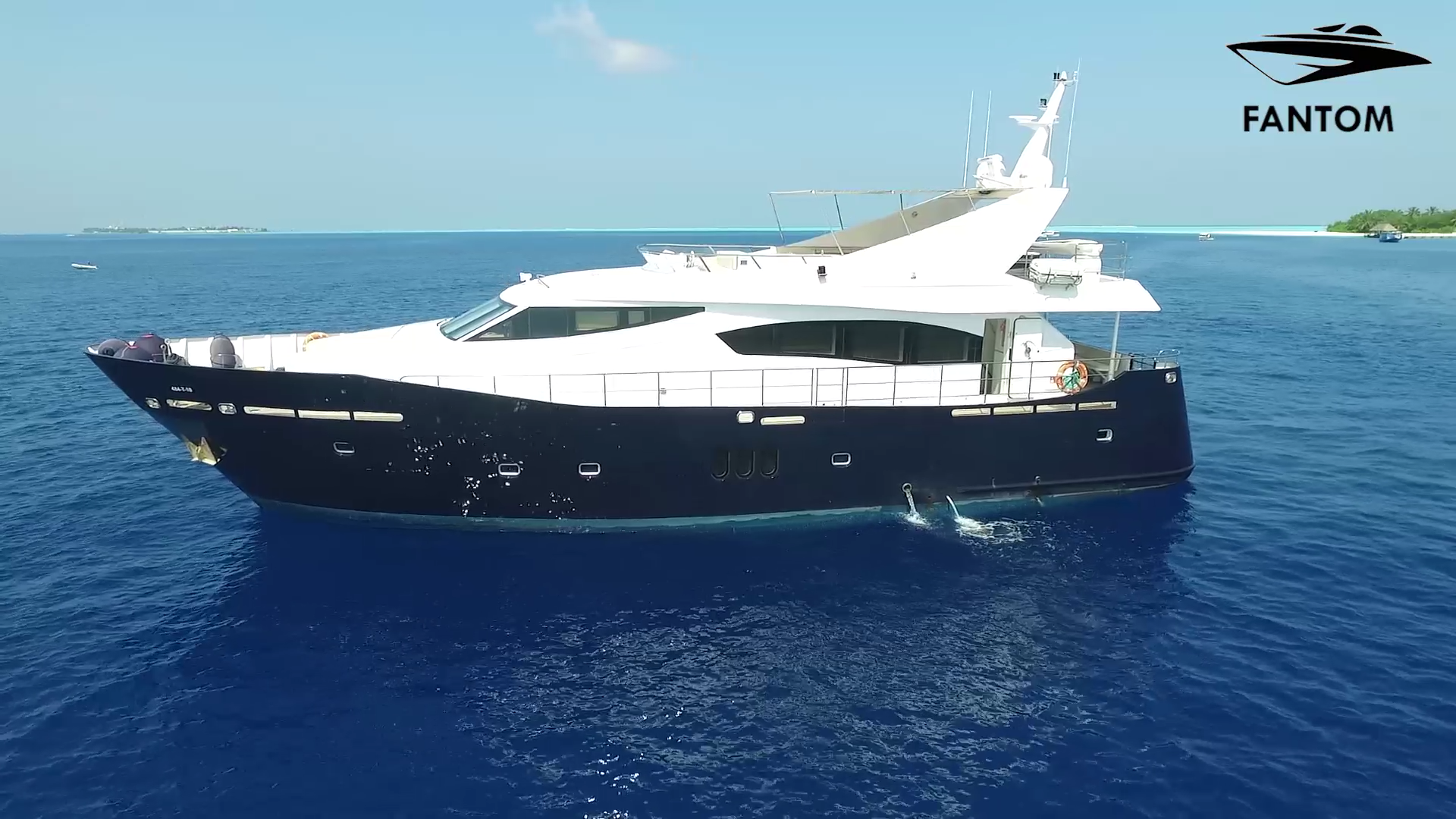 Fantom Luxury Yacht