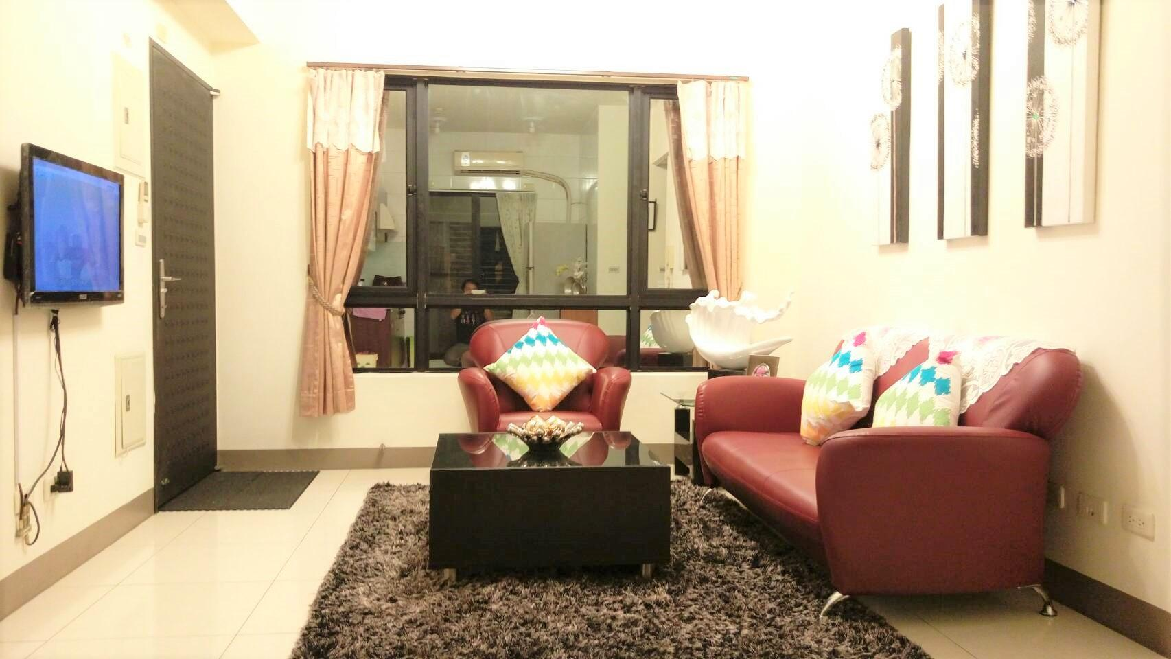 Near Kaohsiung Arena Station Room For 4 People 1077
