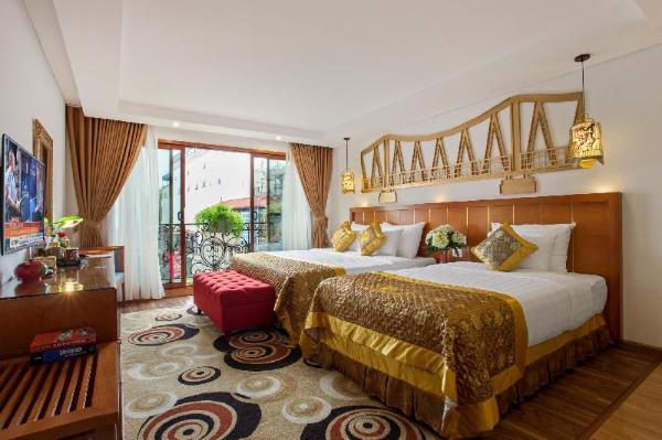 Hanoi Golden Holiday Hotel Hanoi