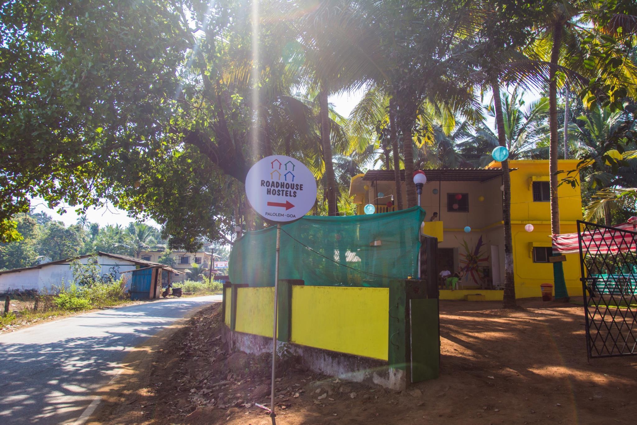 Review Roadhouse Hostels Palolem Goa