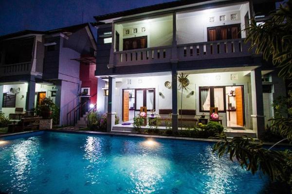 De Pavilla Homestay Bali