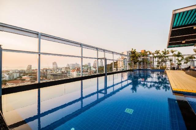ทรีทอป อพาร์ตเมนต์ บาย พัทยา ซันนี เรนทัลส์ – Treetop Apartment By Pattaya Sunny Rentals