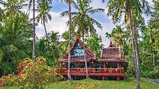 %name Beachfront 3 BR Luxury villa in Thai style เกาะสมุย