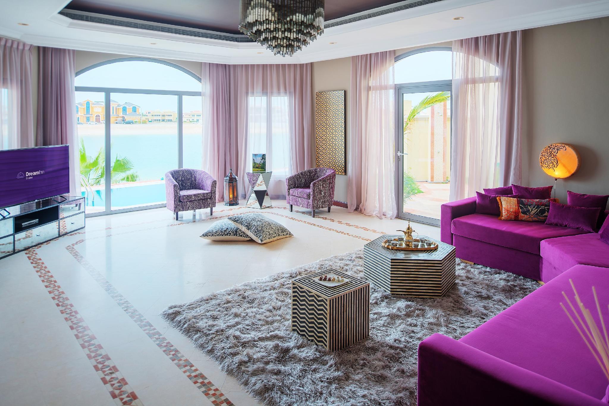 Dream Inn   Palm Villa Frond O