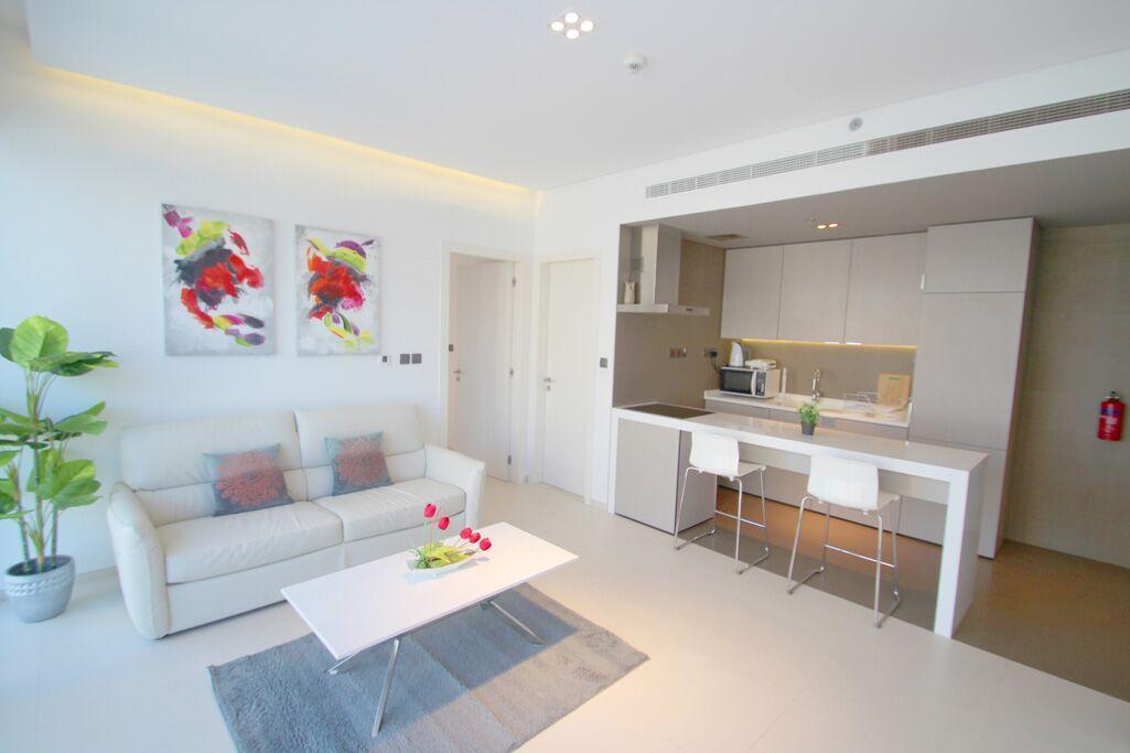 Kennedy Towers   West Avenue 1 Bed  Dubai