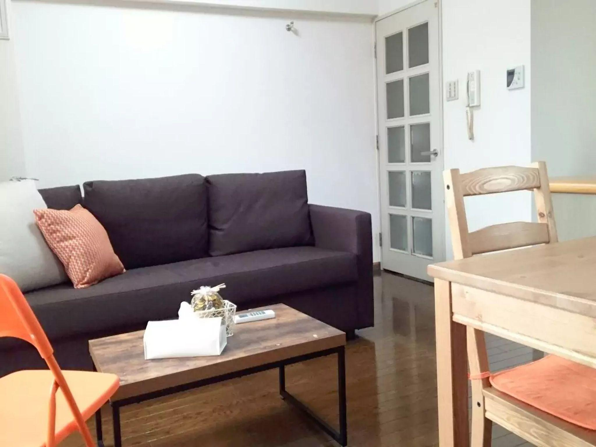 AKE1 Bedroom Apartment Near Namba Shinsaibashi 902