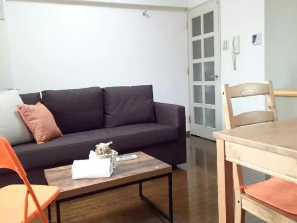 AKE1 Bedroom Apartment near Namba Shinsaibashi 902 Osaka