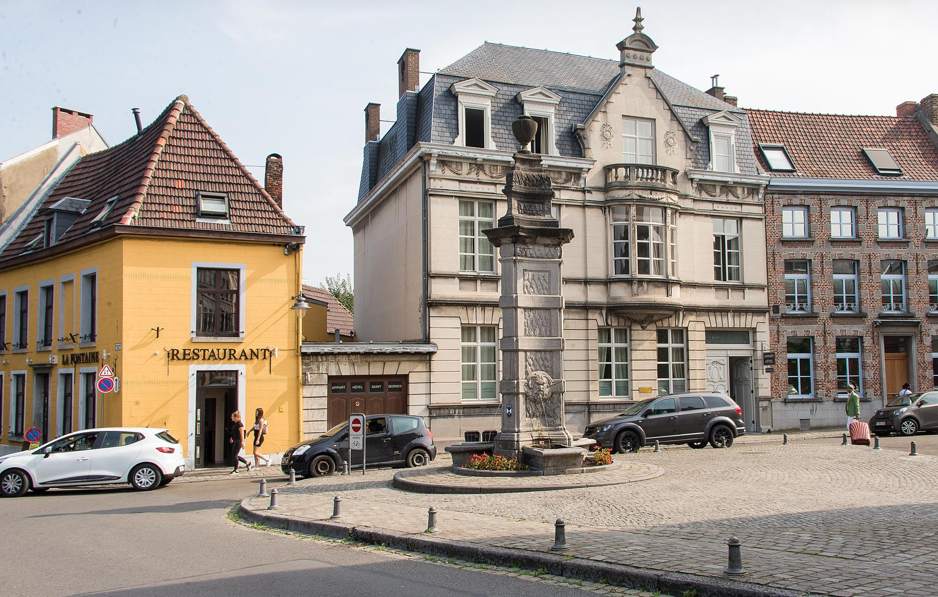 Appart Hotel Saint Georges