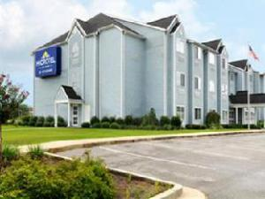 Microtel Inn and Suites Meridian