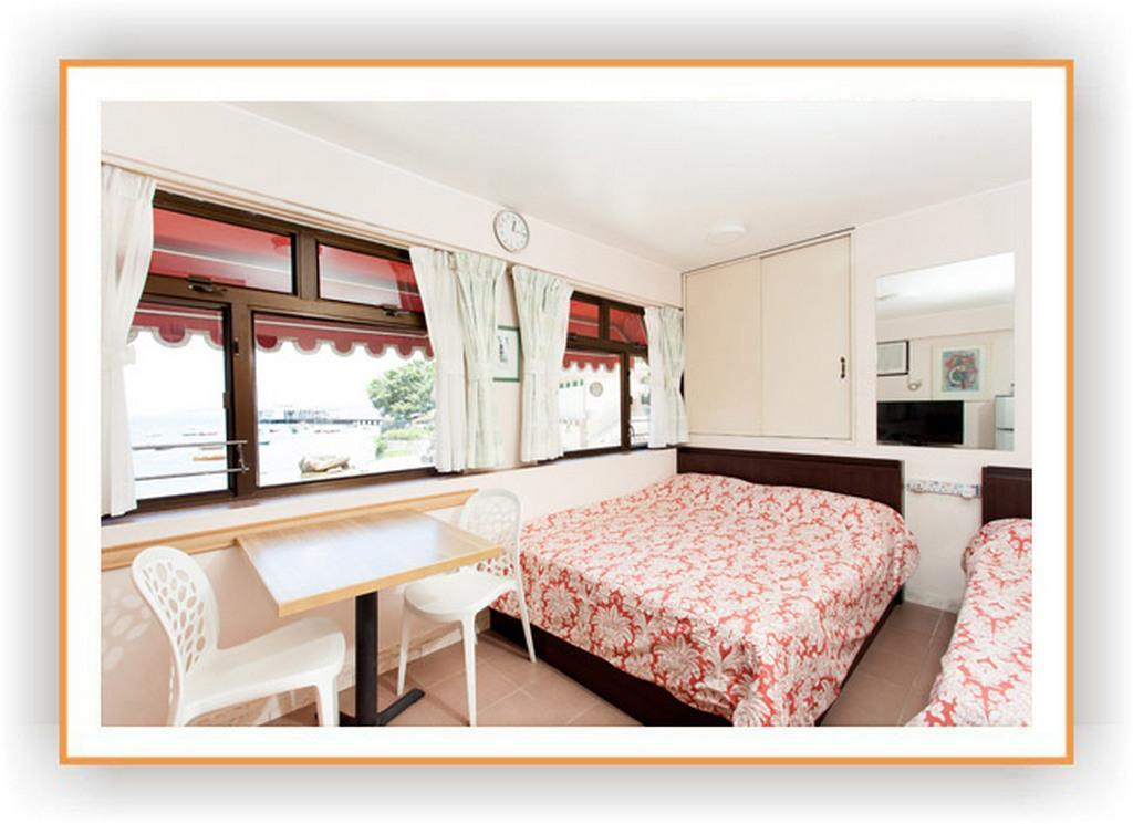 Sunrise Holiday Resort   Seaview Double Room With Balcony SDB21