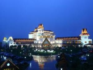 常州环球恐龙城香树湾花园酒店 (Changzhou Oak Bay Garden Hotel)