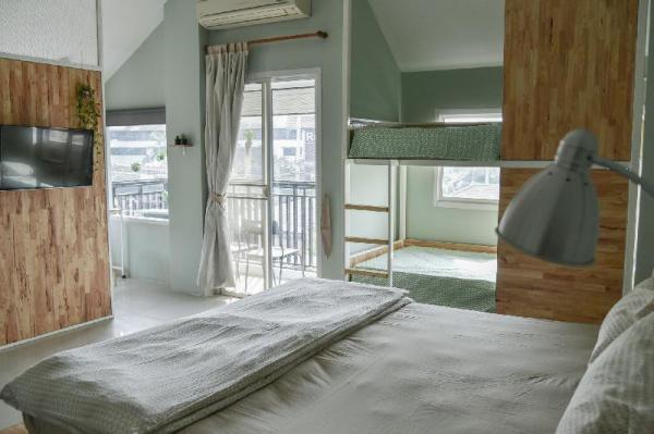 The Leaf Service Apartment Chiang Mai