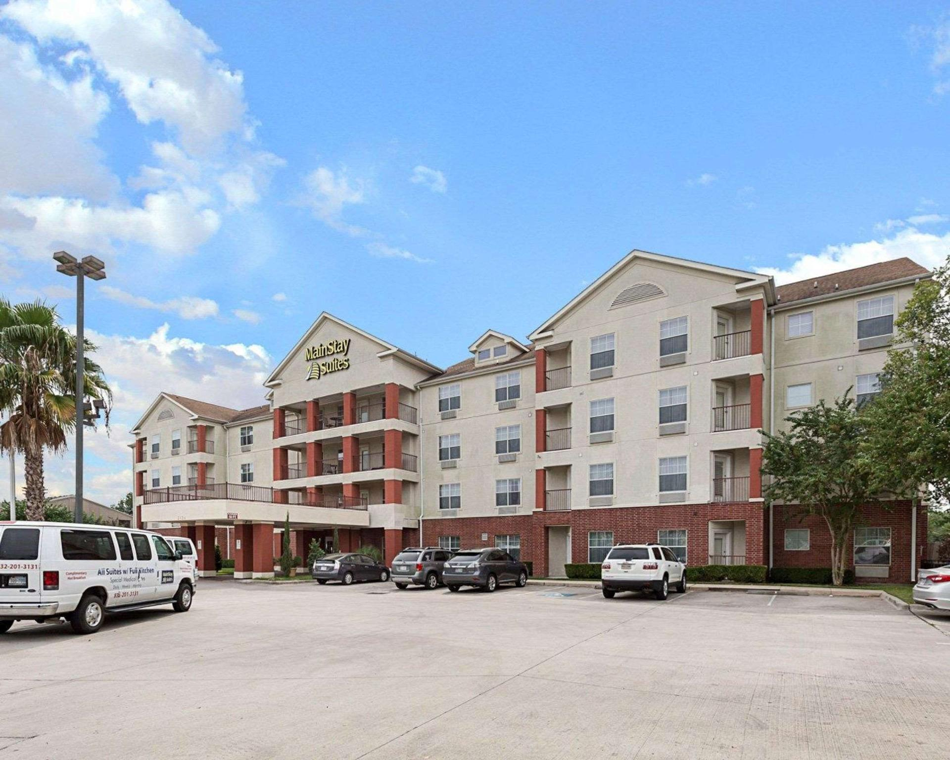 MainStay Suites Texas Medical Center Reliant Park