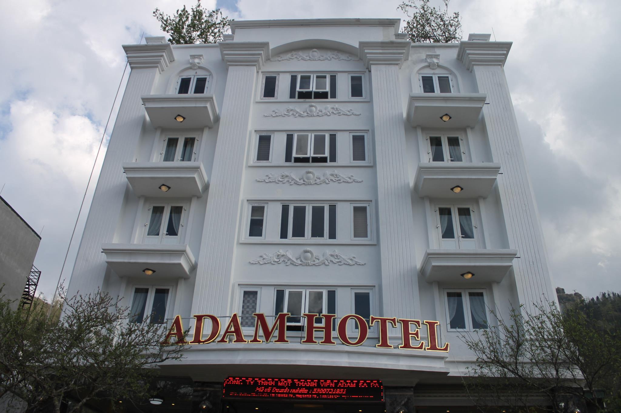 Adam Sapa Hotel 4