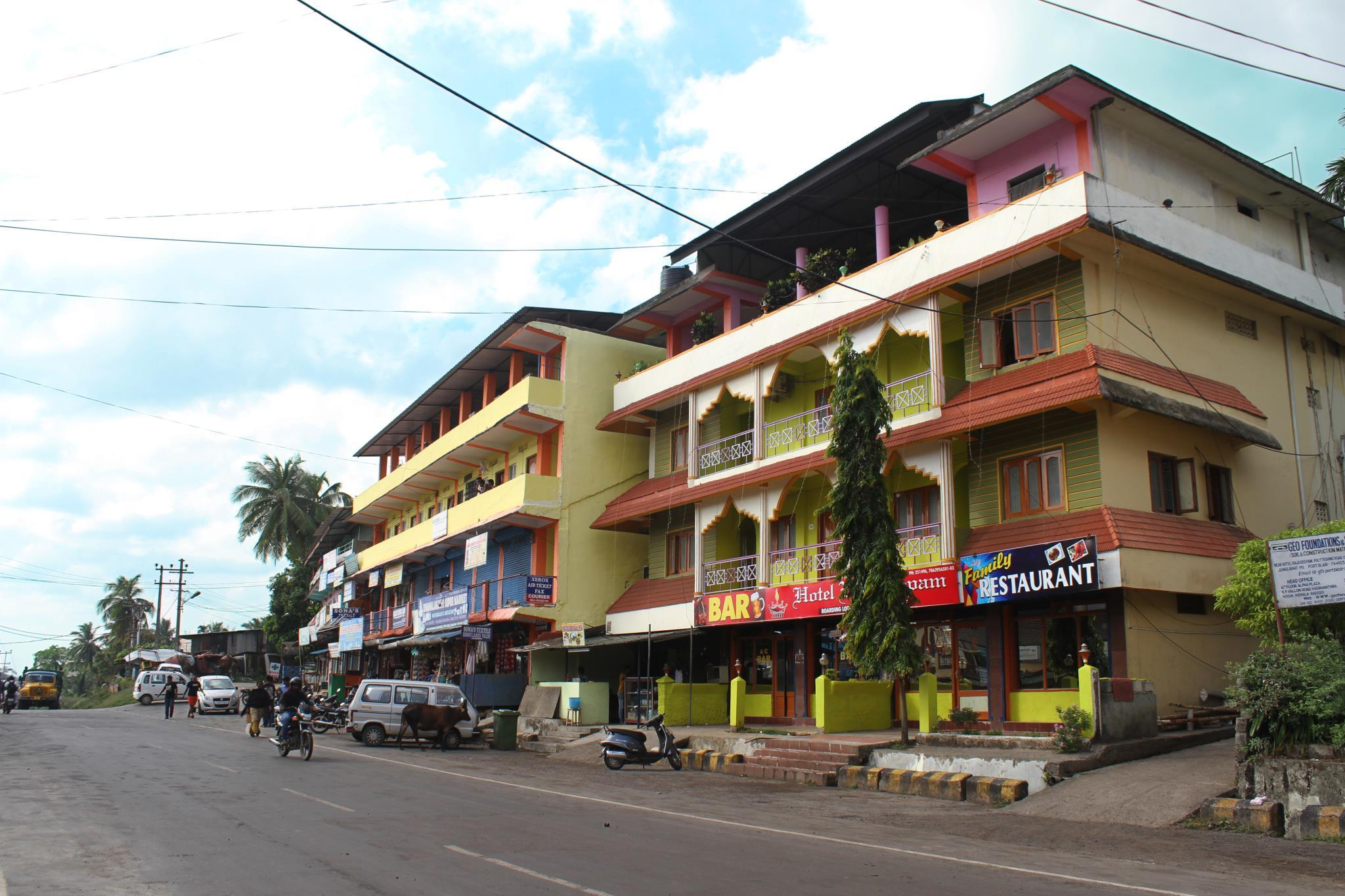 Price Hotel Rajadeepam