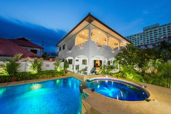 Royal Park Pool Villa Pattaya Pattaya