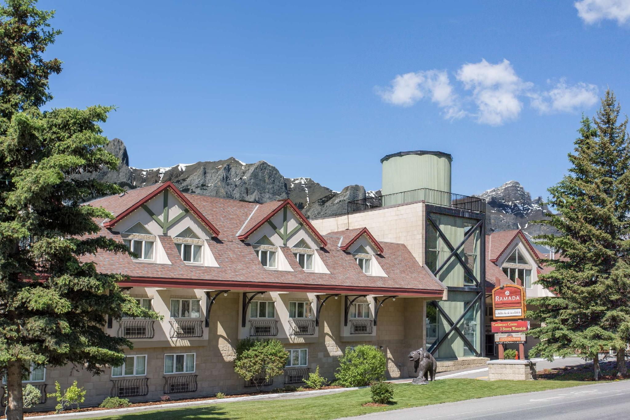 Canmore Inn And Suites
