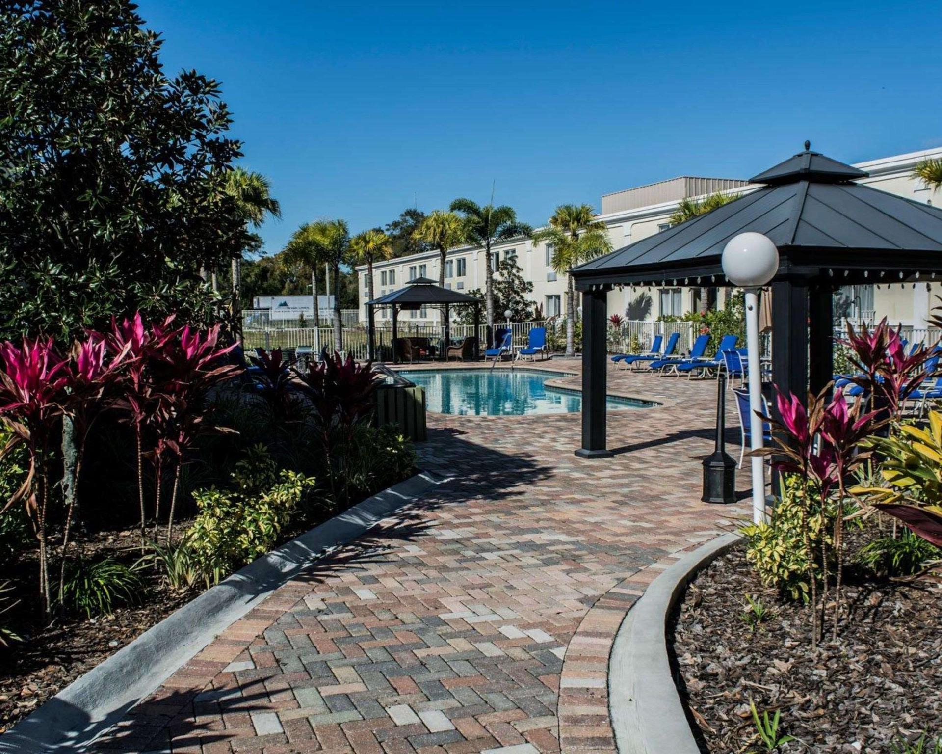 Quality Inn And Suites Near Fairgrounds Ybor City