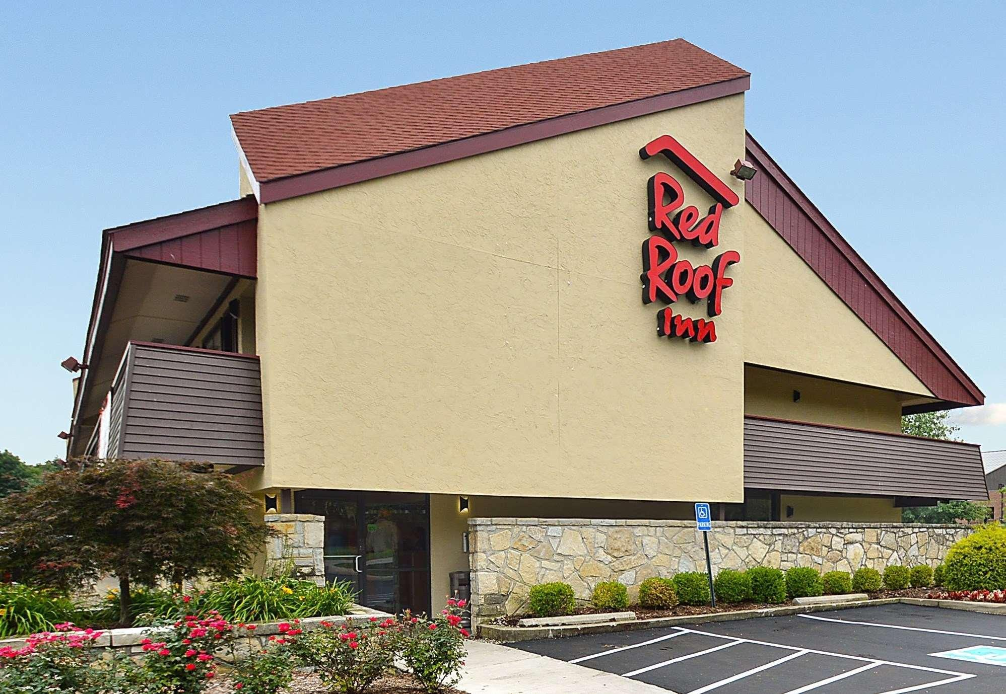Red Roof Inn Cleveland   Mentor  Willoughby
