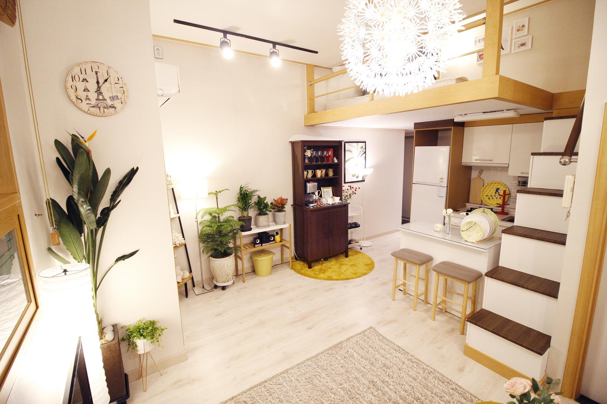Cozy Duplex Near Hongdae