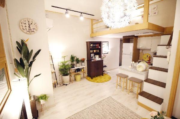 Cozy Duplex Near Hongdae Seoul