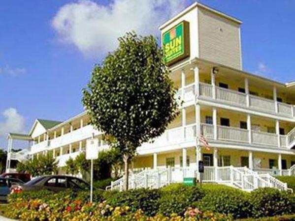 InTown Suites Clearlake Hobby Airport Houston