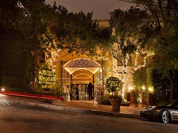 Sunset Marquis Hotel & Villas Los Angeles