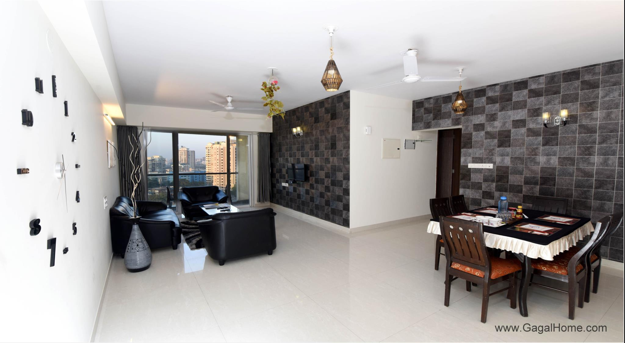 2 BHK Theme Apartment