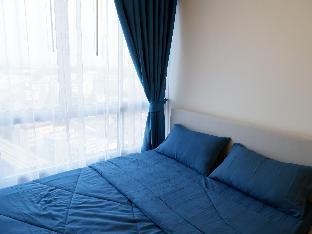 [トンブリー]スタジオ アパートメント(24 m2)/1バスルーム Tanara Condotel bangkhe62
