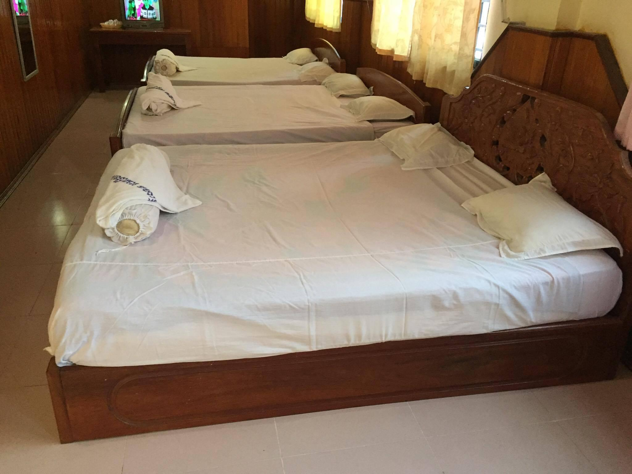 Review Moha Oudom Hotel