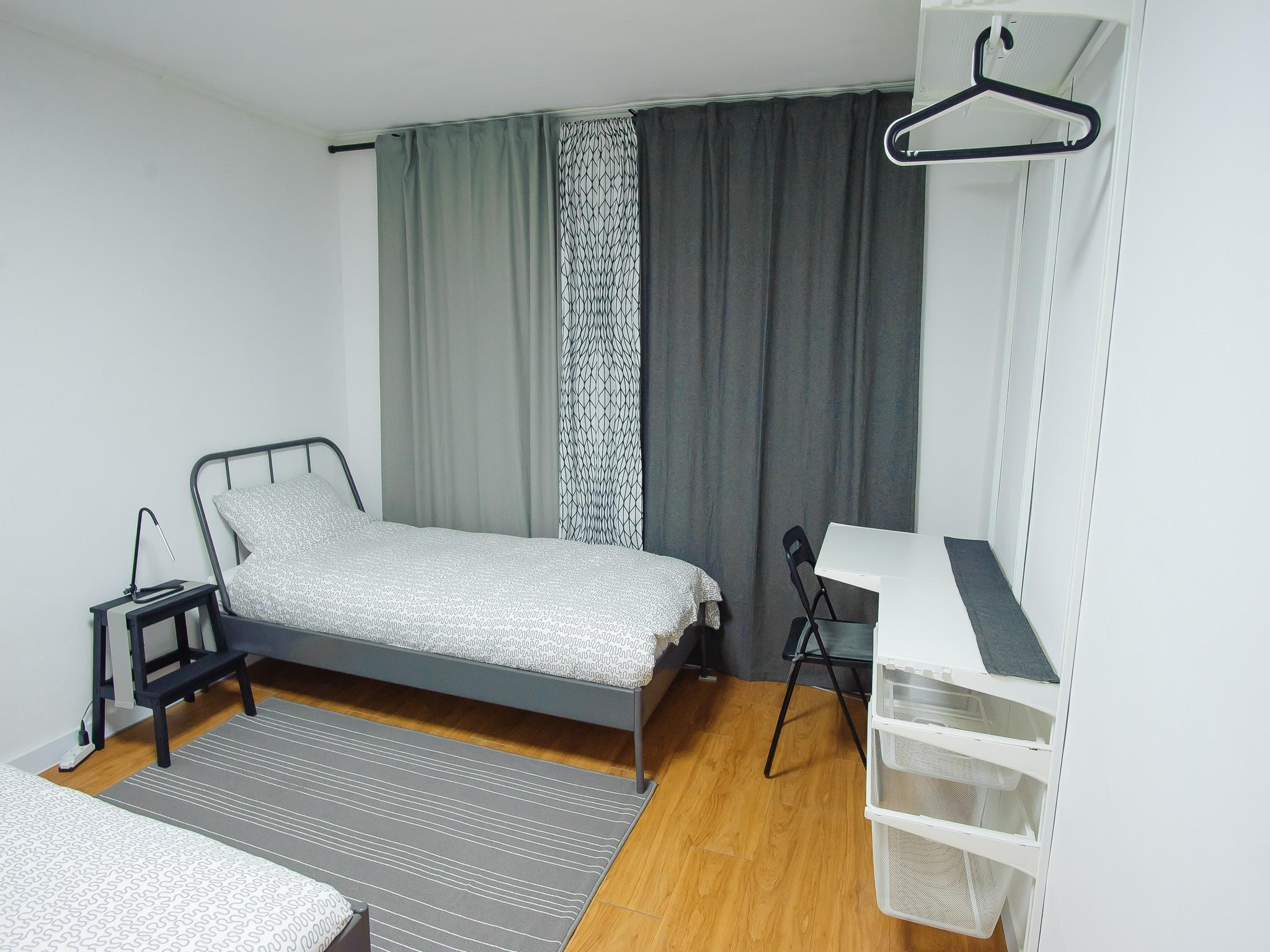 Jamsil Comestay SG   Double Bedroom