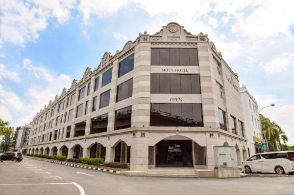 Moty Hotel Malacca
