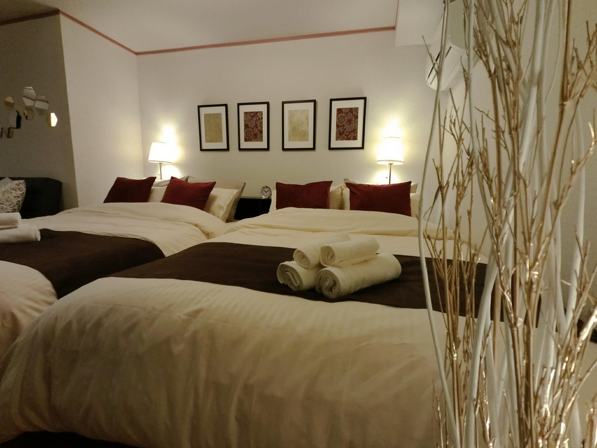 Luxury Hotel Style Close To Shinsaibashi Dotonbori