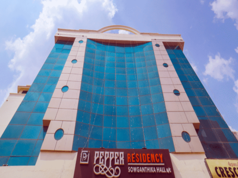 Hotel Review: Pepper Residency – Room Rates, Picture & Deals