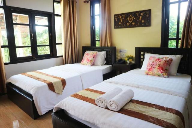 บ้านน้อยรีสอร์ต แพร่ – Ban Noi Resort Phrae