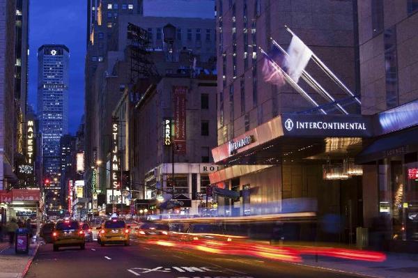 InterContinental New York Times Square New York