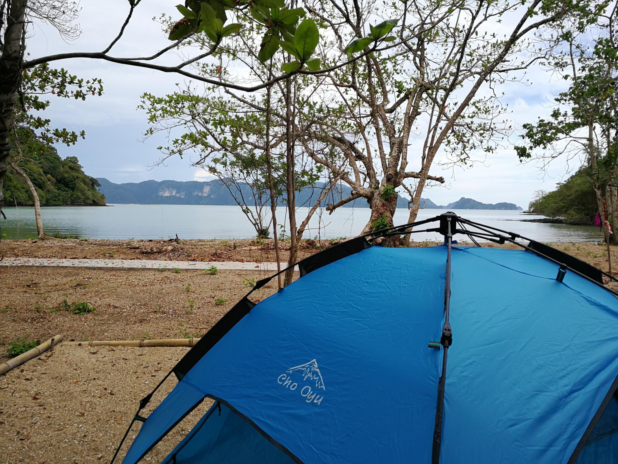 Tropical Eco Camping 2