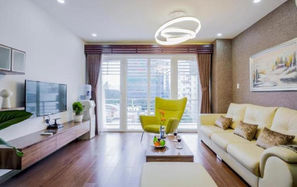 Poonsa Serviced Apartment Ho Chi Minh City
